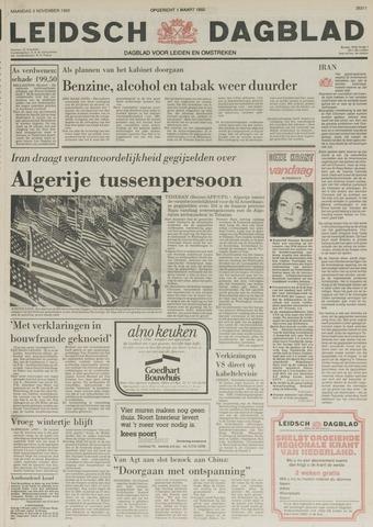 Leidsch Dagblad 1980-11-03