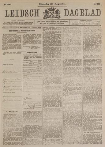 Leidsch Dagblad 1909-08-30