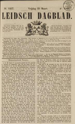 Leidsch Dagblad 1864-03-25