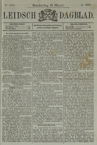 Leidsch Dagblad 1880-03-11