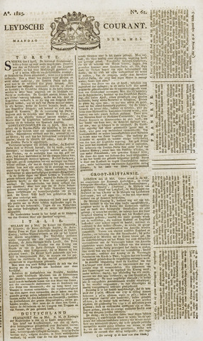 Leydse Courant 1825-05-23