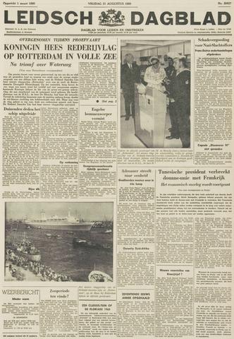 Leidsch Dagblad 1959-08-21