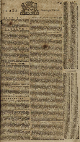 Leydse Courant 1751-03-01