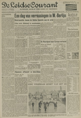 Leidse Courant 1954-01-30