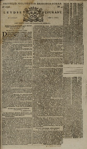 Leydse Courant 1796-04-04
