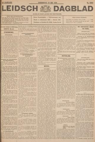 Leidsch Dagblad 1928-05-10