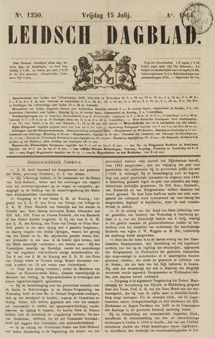 Leidsch Dagblad 1864-07-15