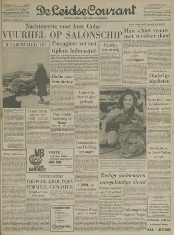 Leidse Courant 1966-04-09