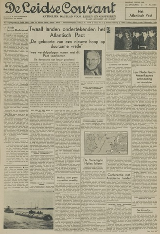Leidse Courant 1949-04-05