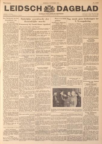 Leidsch Dagblad 1947-10-07