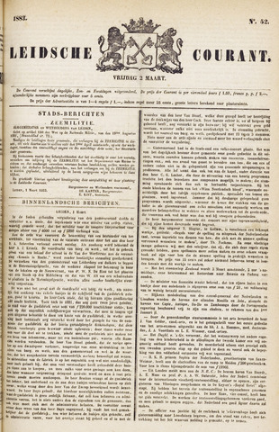 Leydse Courant 1883-03-02