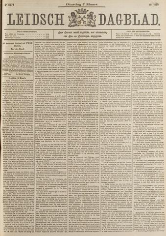 Leidsch Dagblad 1899-03-07