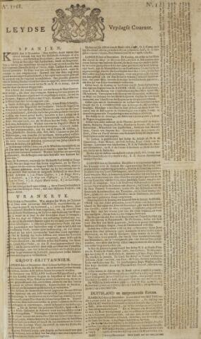 Leydse Courant 1768