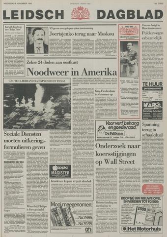 Leidsch Dagblad 1985-11-06