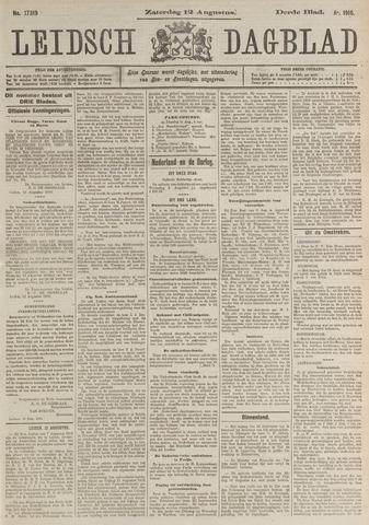 Leidsch Dagblad 1916-08-12