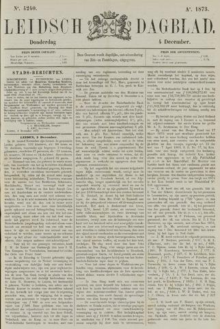 Leidsch Dagblad 1873-12-04