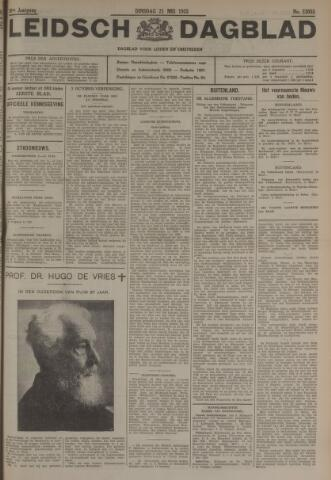 Leidsch Dagblad 1935-05-21