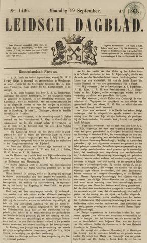 Leidsch Dagblad 1864-09-19