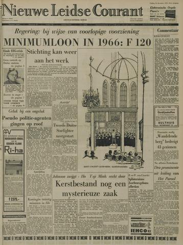 Nieuwe Leidsche Courant 1965-12-24