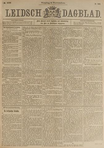 Leidsch Dagblad 1901-11-08