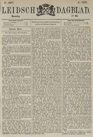 Leidsch Dagblad 1878-05-28