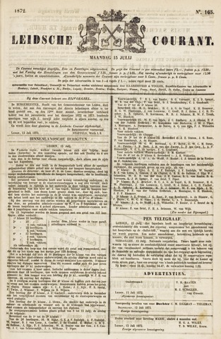 Leydse Courant 1872-07-15
