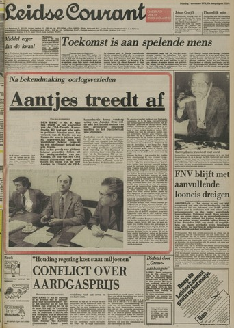 Leidse Courant 1978-11-07