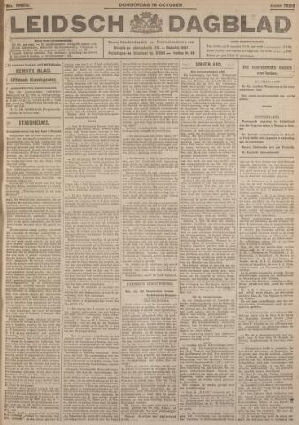 Leidsch Dagblad 1923-10-18