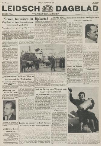 Leidsch Dagblad 1955-01-04