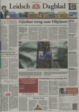 Leidsch Dagblad 2004-07-21