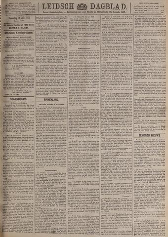 Leidsch Dagblad 1920-07-14