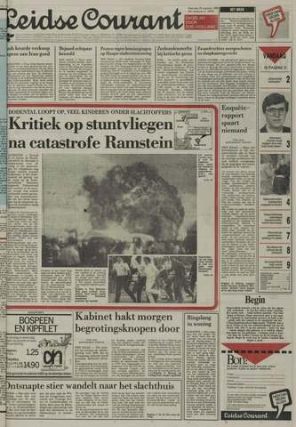 Leidse Courant 1988-08-29