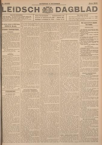 Leidsch Dagblad 1926-12-04