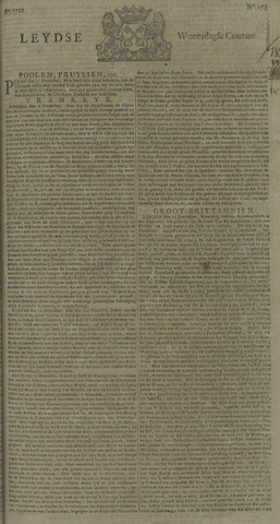 Leydse Courant 1722-12-23