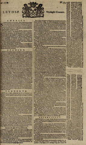 Leydse Courant 1779-06-18