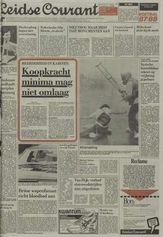 Leidse Courant 1987-08-20