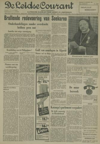 Leidse Courant 1962-01-05