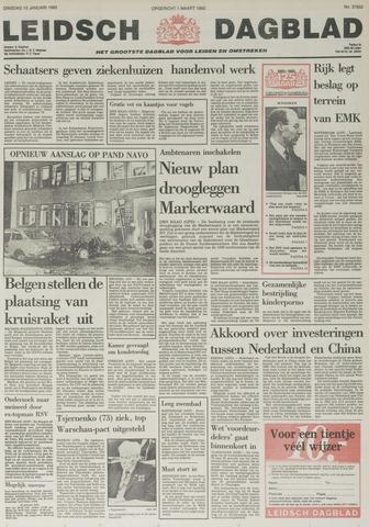 Leidsch Dagblad 1985-01-15