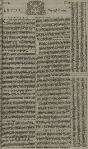 Leydse Courant 1749-02-28