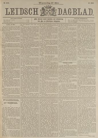 Leidsch Dagblad 1896-05-27