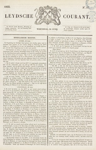 Leydse Courant 1853-06-29