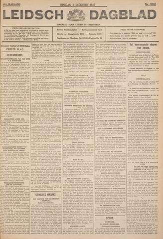 Leidsch Dagblad 1928-12-04