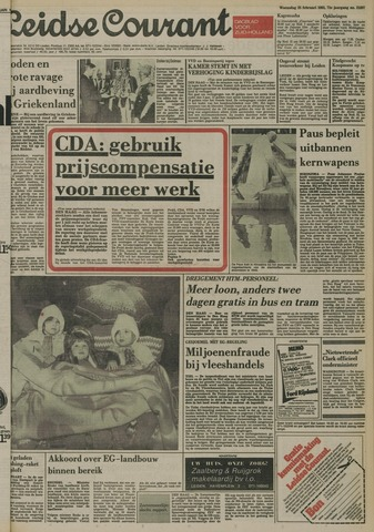 Leidse Courant 1981-02-25