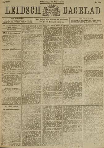 Leidsch Dagblad 1904-10-17