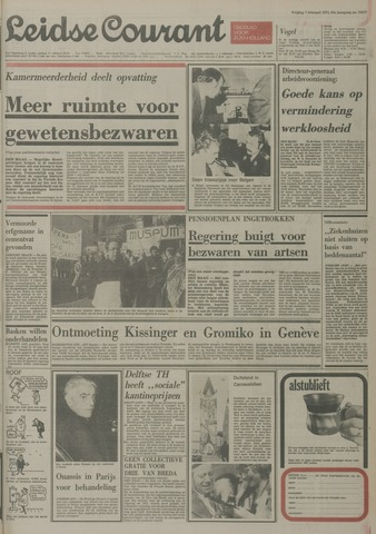 Leidse Courant 1975-02-07