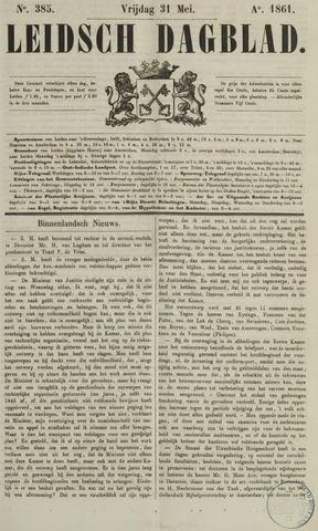 Leidsch Dagblad 1861-05-31