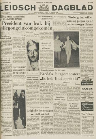 Leidsch Dagblad 1966-04-14