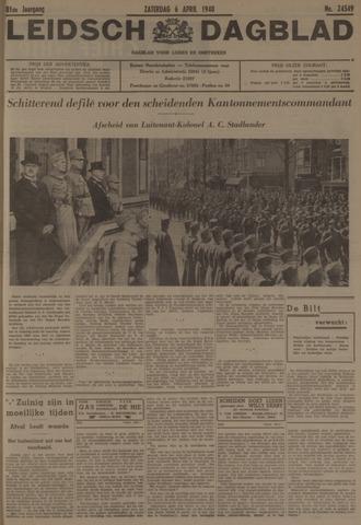Leidsch Dagblad 1940-04-06