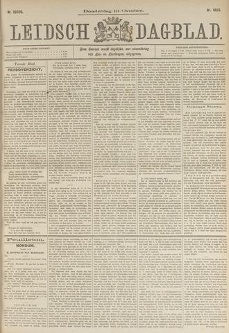 Leidsch Dagblad 1893-10-19