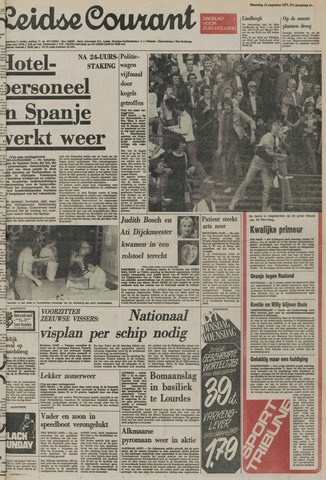 Leidse Courant 1977-08-15